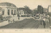 La Gare | Neurdein