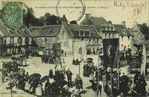 Procession du Pardon de Sainte-Hélène-Bubry (Arrivée au Bourg) |