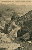 La Grave et environs vu en descendant du Glacier de la Meije   Michel