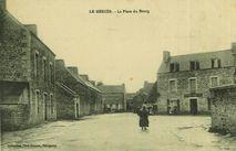 La Place du Bourg |