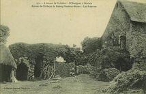 A travers le Finistère - D'Huelgoat à Morlaix. Ruines de l'Abbaye du Relecq-Plonéour-Ménez- Les Poternes |
