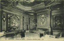 Palais de justice - Première chambre civile |