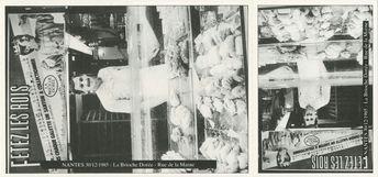 NANTES 30/12/1985 : La Brioche Dorée - Rue de la Marne | Kervinio Yvon