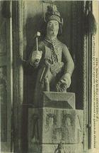 Statue de St-Eloi |