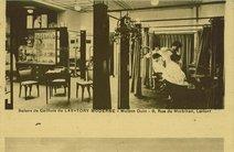 Salons de Coiffure du LAVATORY MODERNE |