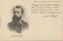 Edouard Beaufils, Homme de Lettres, né à Rennes | Petit Pierre
