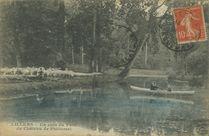 Un coin du Parc du Château de Philiomel | Desaix
