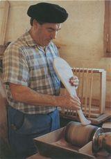 André SEYLAN fabricant de paletas et de palas anchas, Bayonne (64) | Durand Jean-Marc