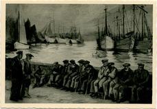 Vieux loups de mer | Van DE VELDE L.