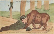 LES DEUX COMPAGNONS ET L'OURS (EDITION 1940-1944) | Vilaseca O.