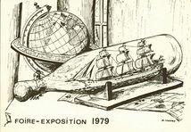 Foire-Exposition. 1979 | Vachey D.