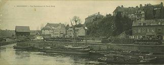 Vue Panoramique du Vieux Bourg |