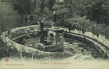 La Fontaine Saint-Samuel |