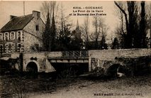 Le Pont de la Gare et le Bureau des Postes  