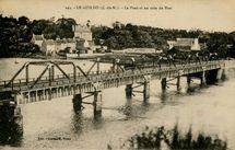 Le Pont et un coin du Port  