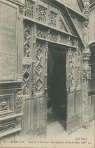 Bas de l'Escalier Pouliquen, Grande-Rue (XVe s.) |