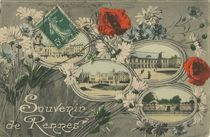 Souvenir de Rennes  
