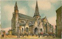 La Collègiale St-Aubin | Barday