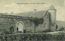 Environs de Guingamp - Manoir de Kerizac |