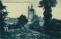 Petit Hameau Breton (Ste-Avoye, près Auray) |