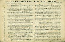 L'Angelus de la mer | Durocher M.
