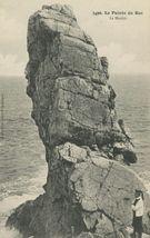 La Pointe du Raz - Le Menhir |