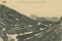 Col et Hospice du Petit St-Bernard |