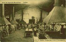 Atelier : Forges des 1re et 2me Compagnies |