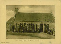Environs de Pont-l'Abbé (Lesconil) - Maison de Pêcheurs |