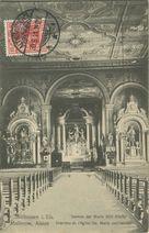 Inneres dezr Maria Hilf-Kirche |