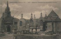 Eglise et Calvaire de Guimiliau (Ensemble) | Le MEUR A.