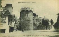 Rue d'Embas et Place St-Yves | Durand Albert