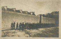German Prisoner Detail, Brest |