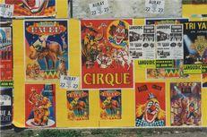 Affichage Cirque Bauer | Kervinio Yvon