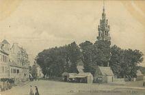 La Place de l'Eglise | Neurdein