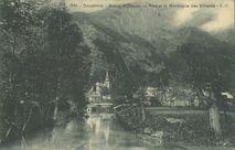 Bourd-d'Oisans, la Rive et la Montagne des Villars |