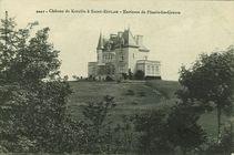 Château de Kerallie à Saint-Efflam - Environs de Plestin-les-Grèves |