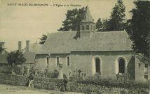 L'Eglise et le Cimetière  