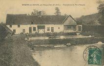 ENQUIN-sur-BAYON, par Hucqueliers (P.-de-C.) |