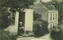 Le Chemin de la Chapelle Ste-Barbe |