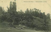Sainte-du-Houlin, la Grotte |