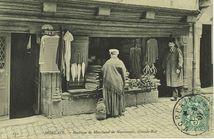 MORLAIX.- Boutique de Marchand de Nouveautés, Grande-Rue |