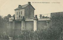 Environs de CHATEAUGIRON - Le Pont de Seiche |
