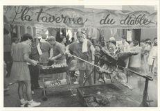 Fête médiévale 1985 | Kervinio Yvon