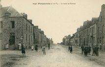 La route de Rennes |