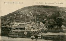 Les Soieries et Fort Bregille |