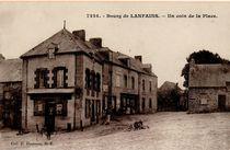Bourg de LANFAINS  