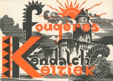 Fougères Kendalc'h Keltiek | Langlais Xavier (DE)