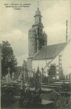 Environs de Lannion - L'Eglise  