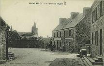 Environs de Lannion - L'Eglise |